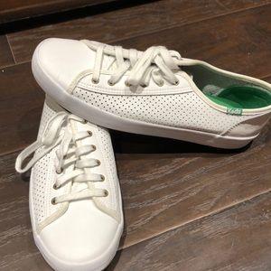 White KEDs, size 9.5